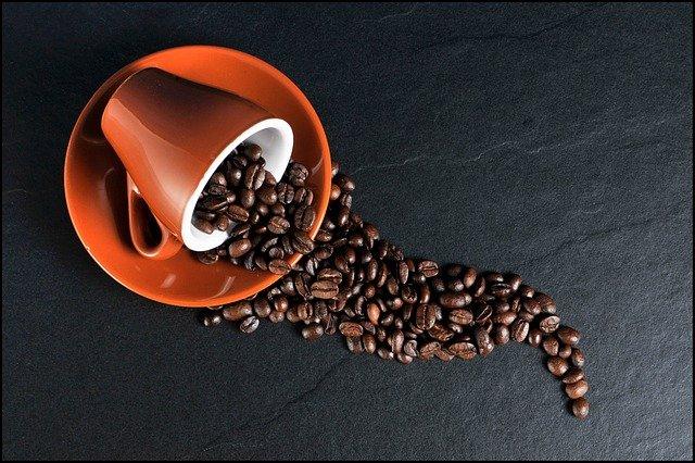 Káva pro energii