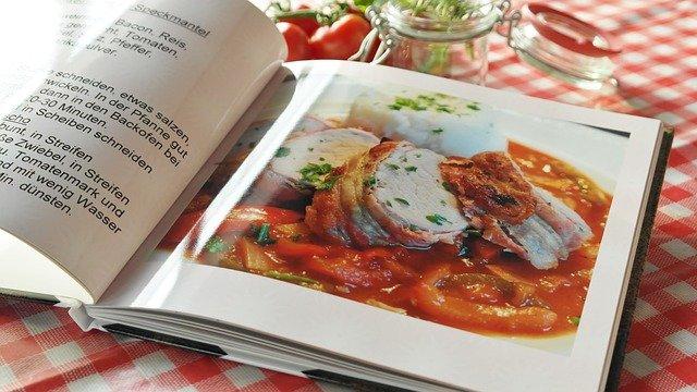 obrázková kuchařka