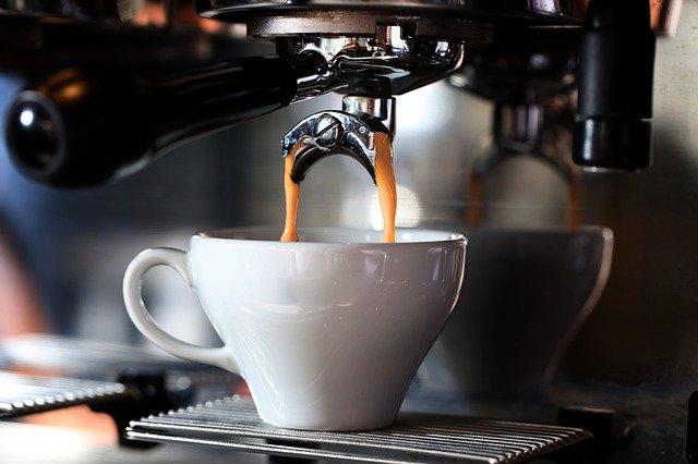 příprava cappuccina